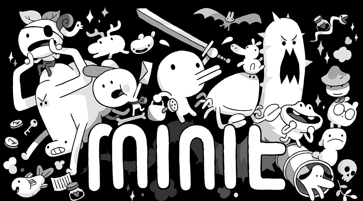 Minit Nintendo Switch 1