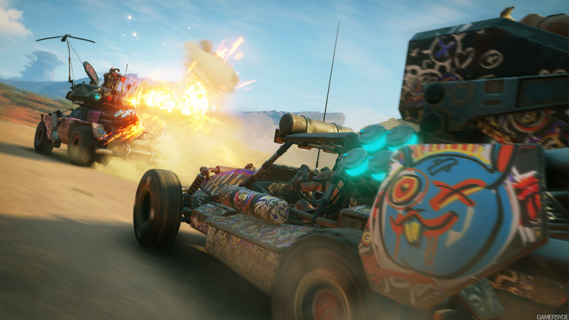 RAGE 2 Let's Talk About 1