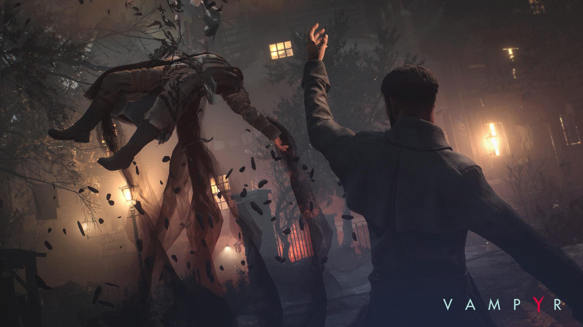 Vampyr Become a Monster Trailer 1