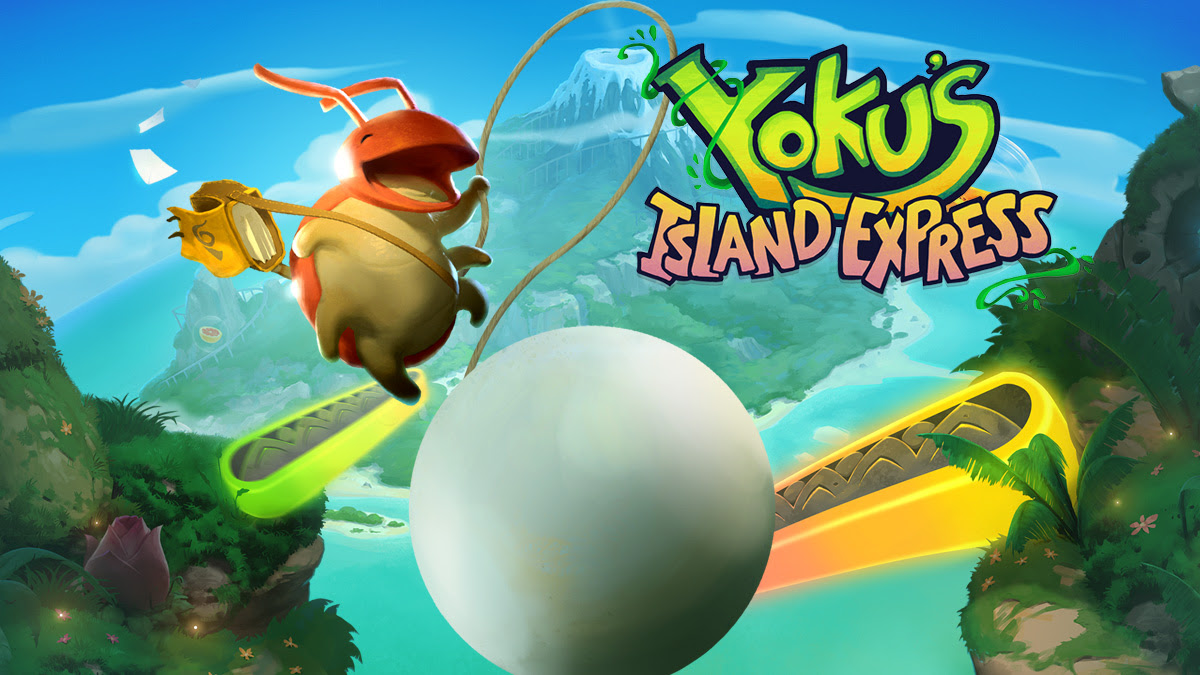 Yoku's Island Express Launch 1