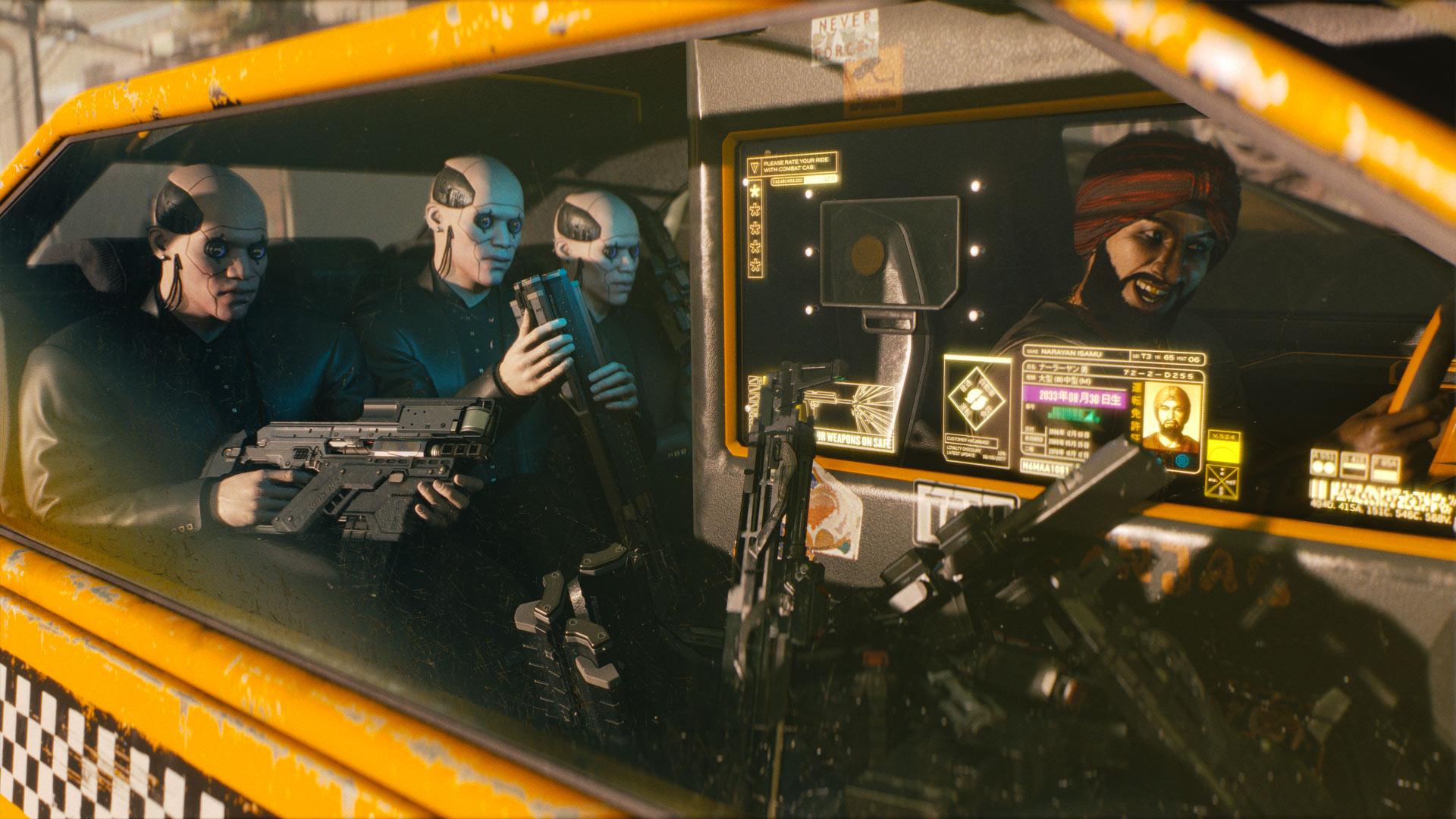 Cyberpunk 2077 Impressions 3