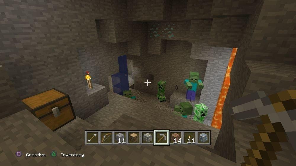 Minecraft Childhood Memories 1