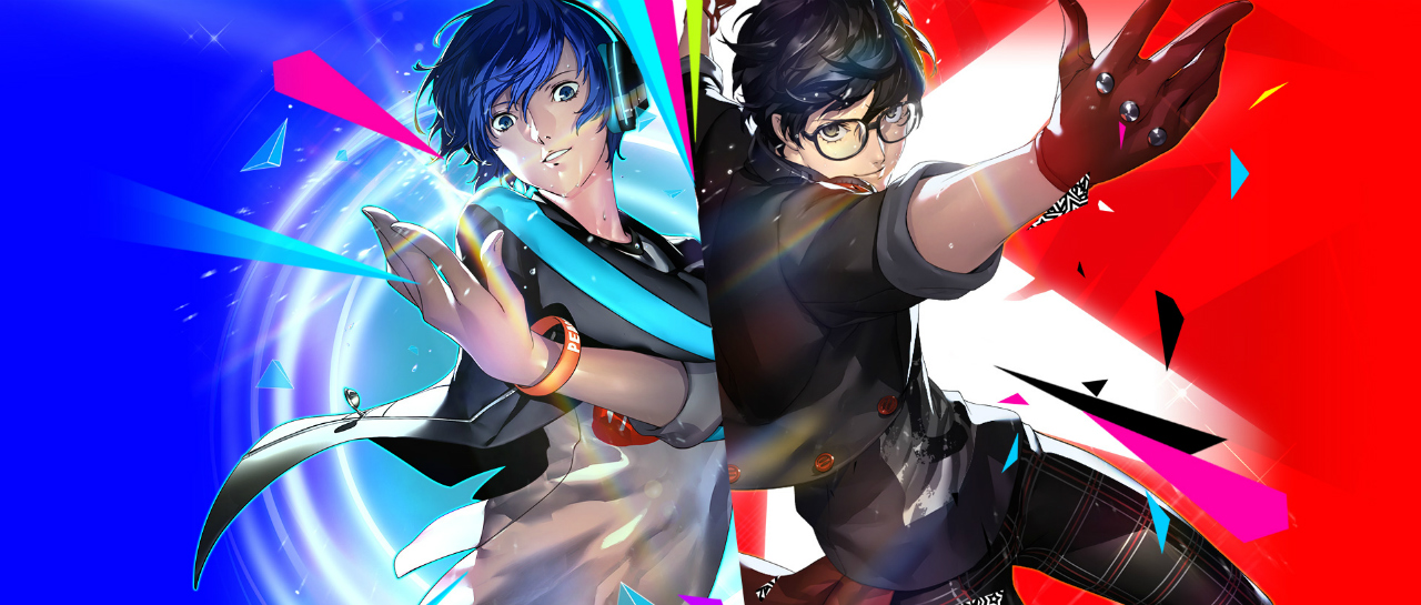 Persona 3 Persona 5 Dancing West 2019