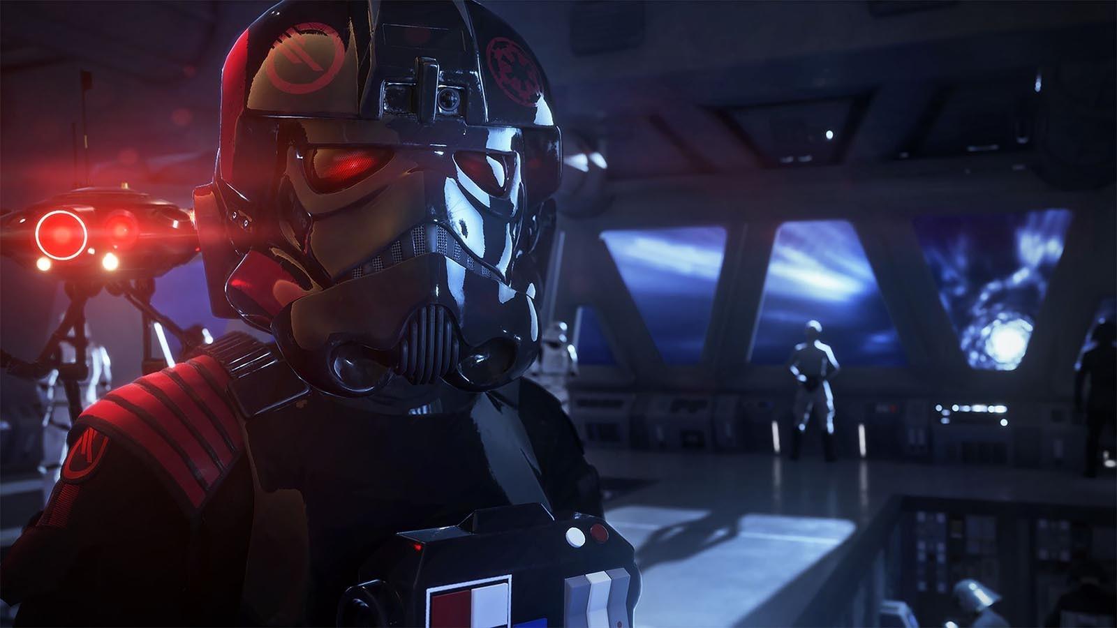 E3 2018 Into The Spine EA 2