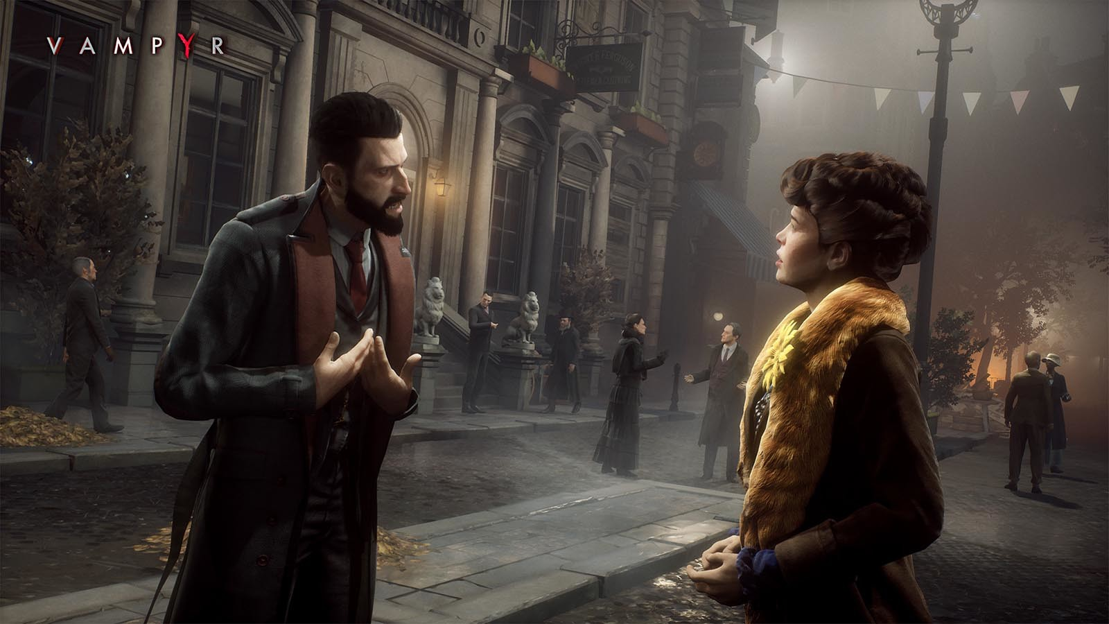 Vampyr Review Into The Spine 2