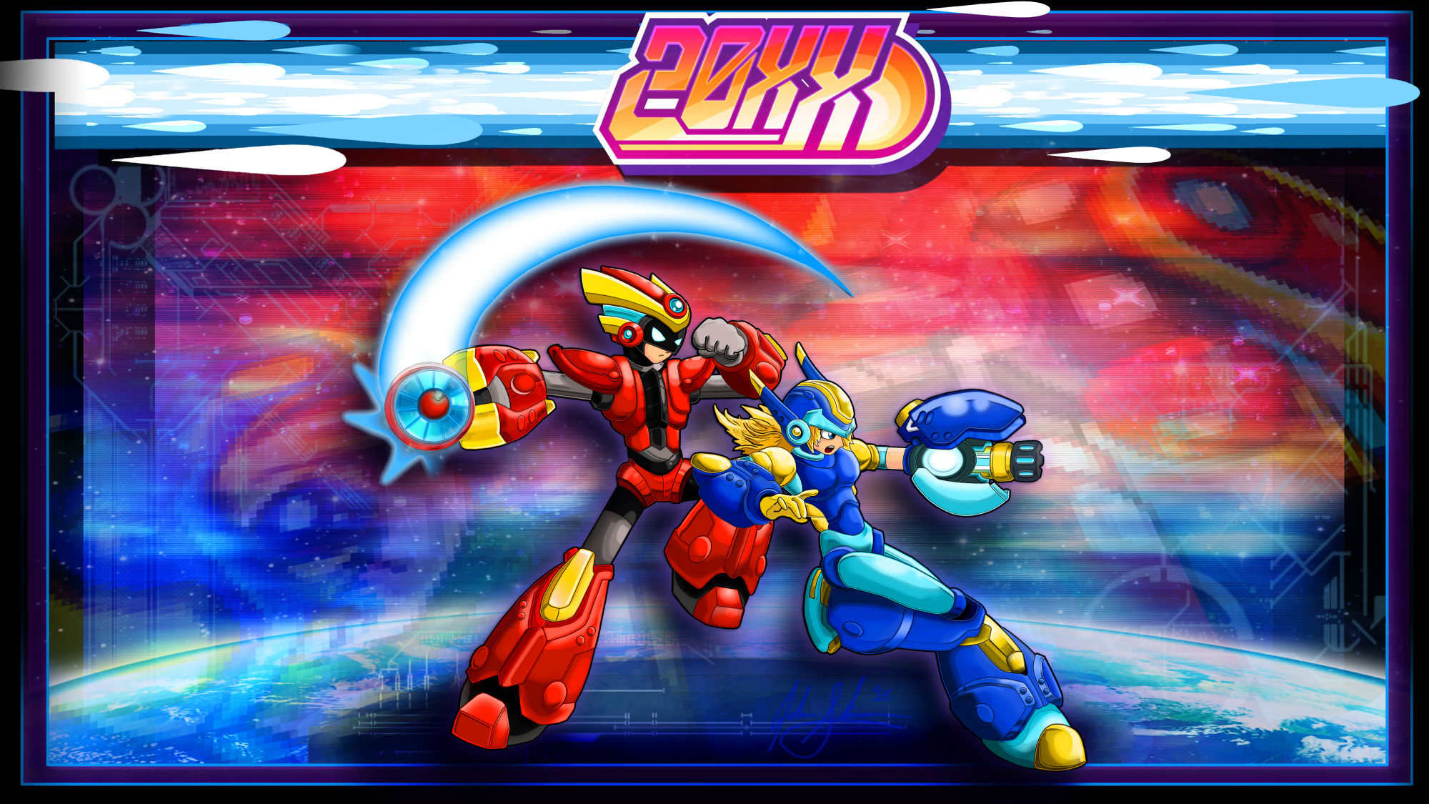 20xx review into the spine 4