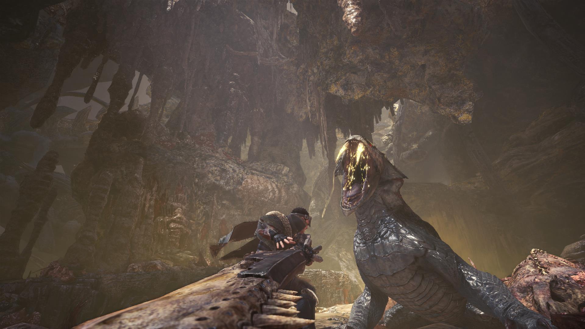 Monster Hunter World PC Reveal 2