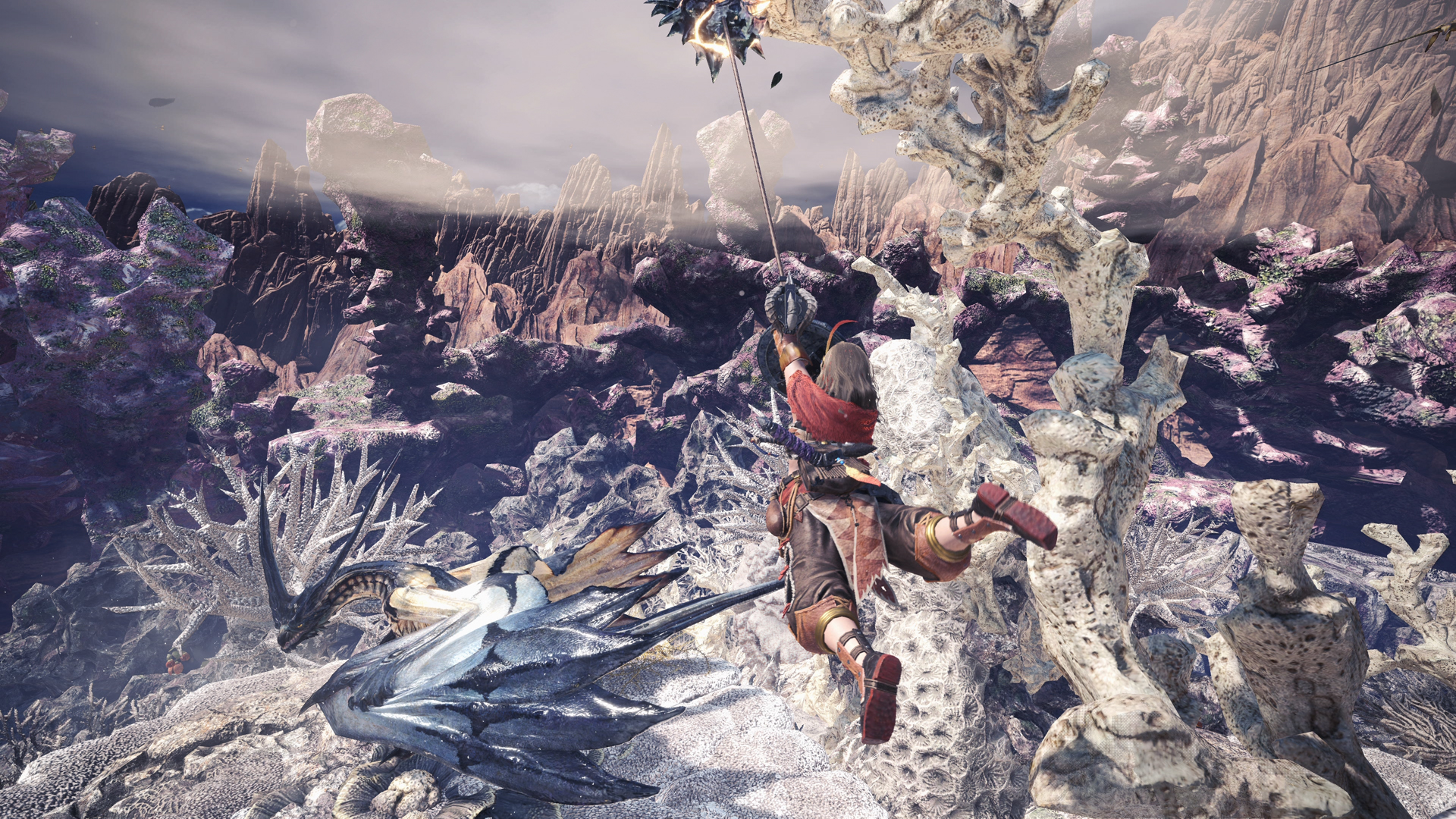 Monster Hunter World PC Reveal 1
