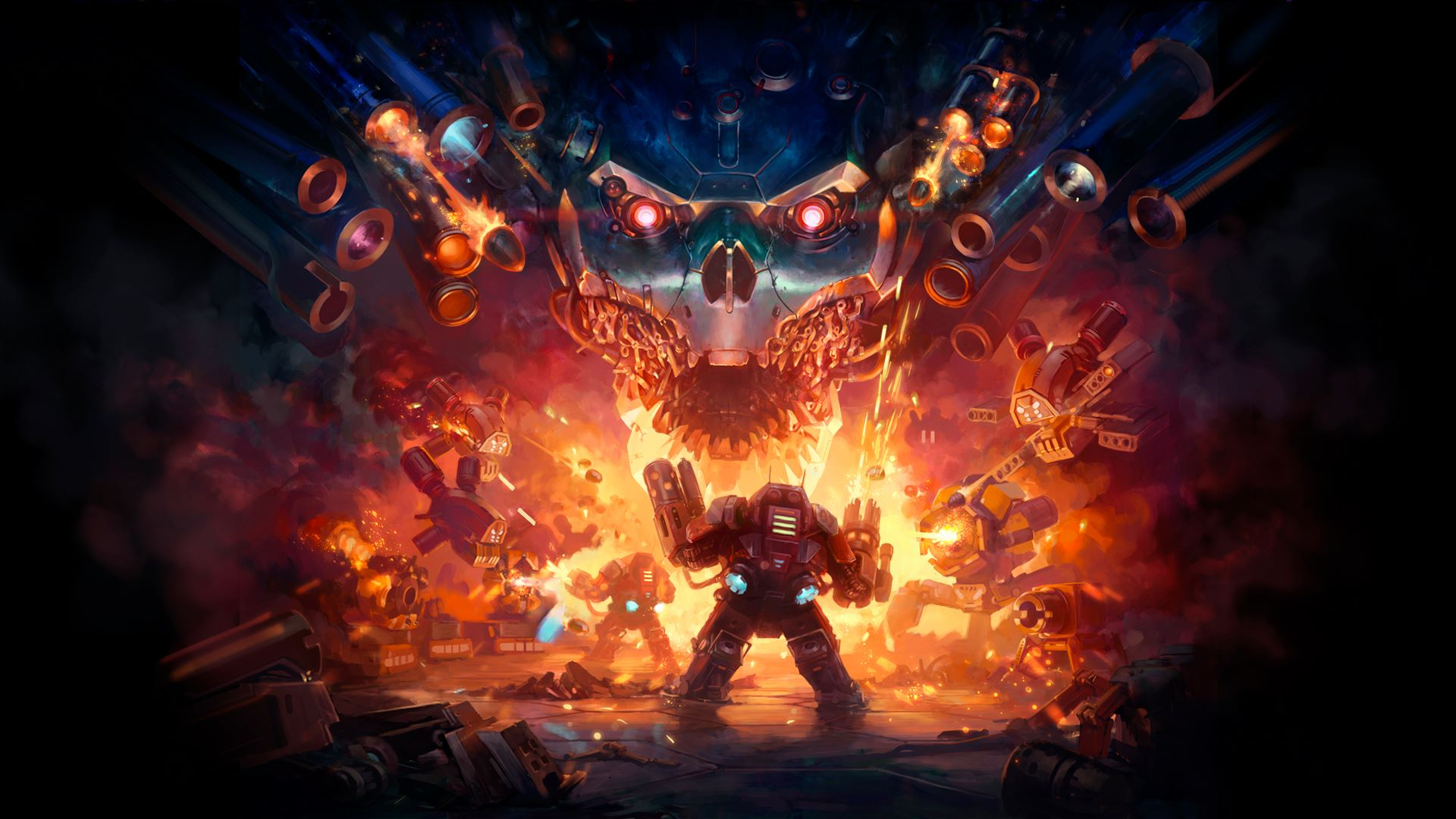 mothergunship review into the spine 4