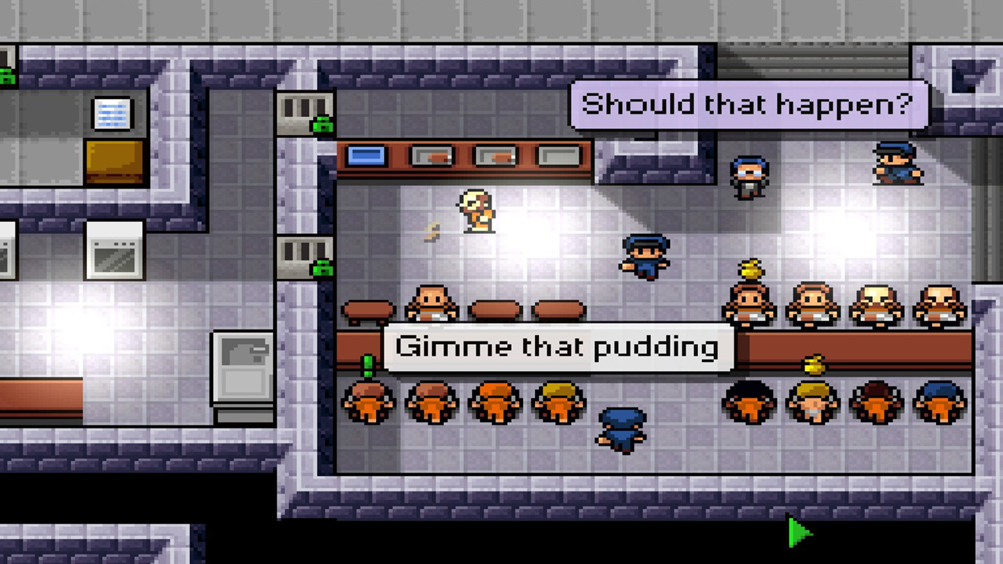 The Escapists Complete Edition Switch Reveal 2
