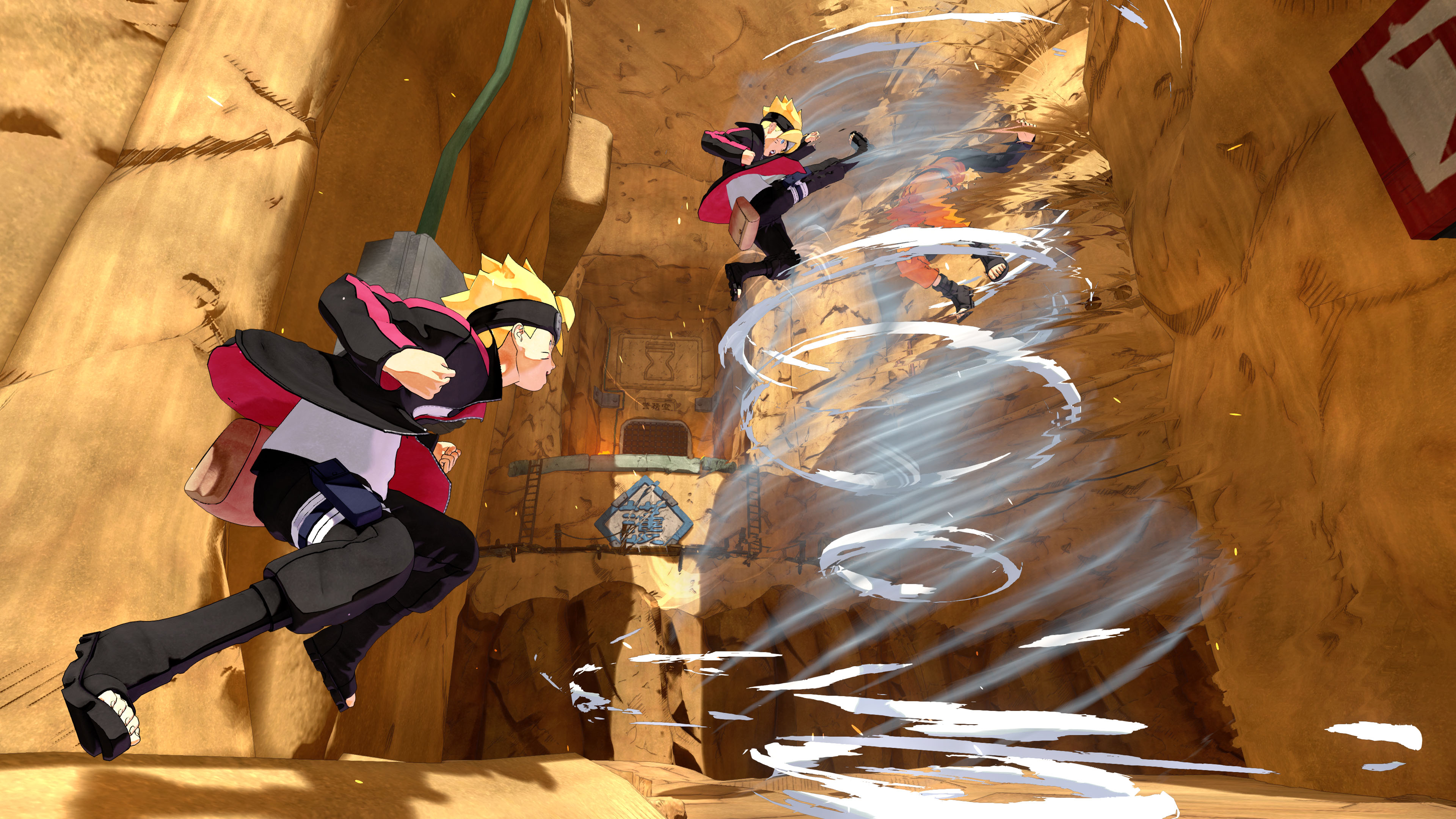 Naruto to Boruto: Shinobi Striker Co-op Trailer 1