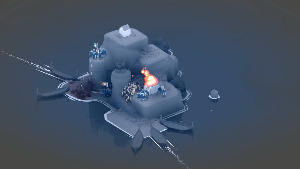 Bad North Out Now on Switch 1