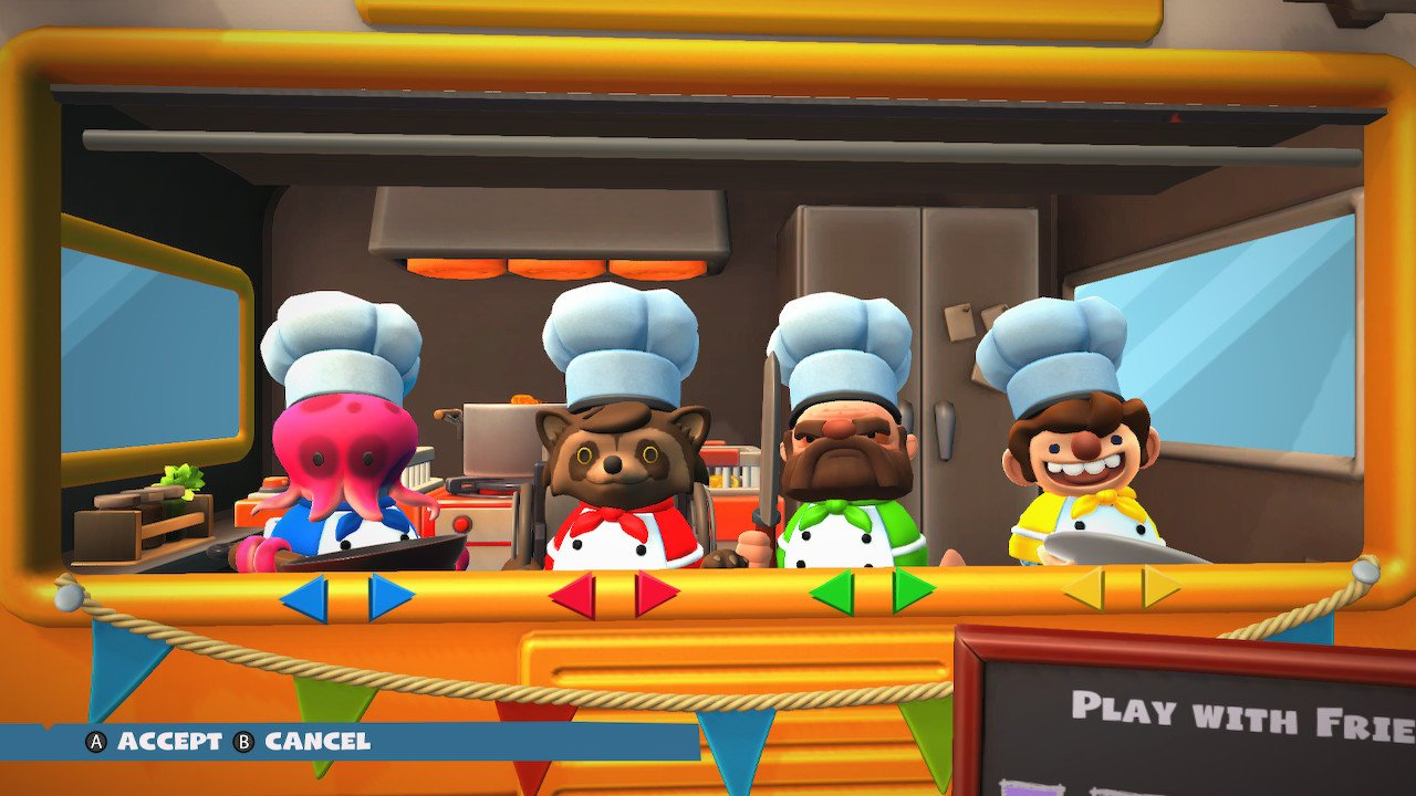 Overcooked Fails to capture the joy of food 4