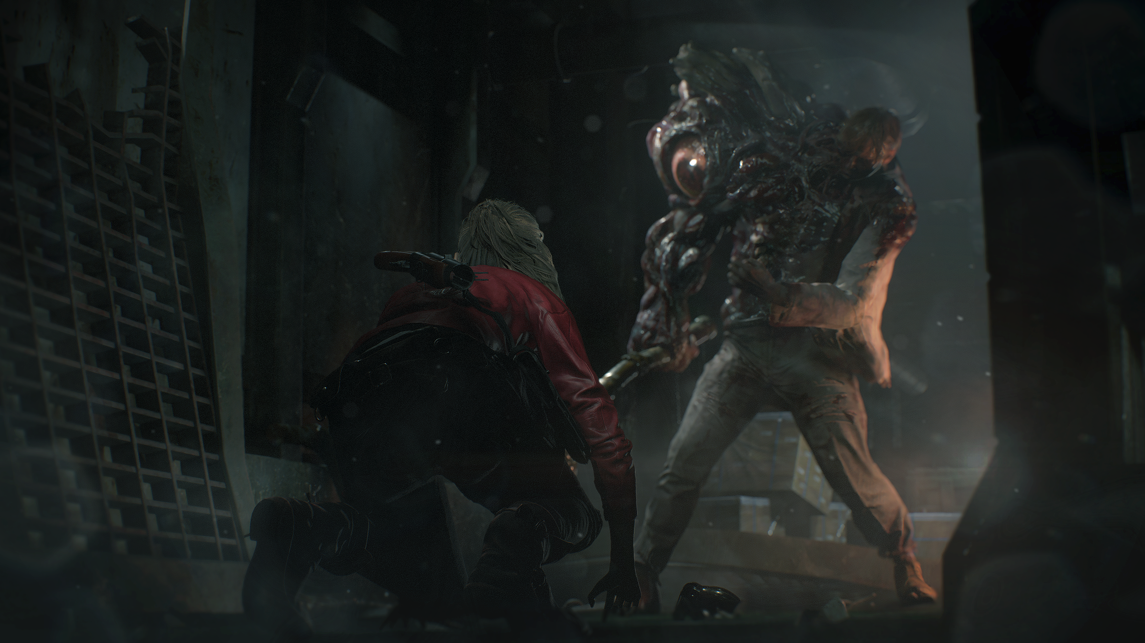 Resident Evil 2 Claire Redfield Details 10