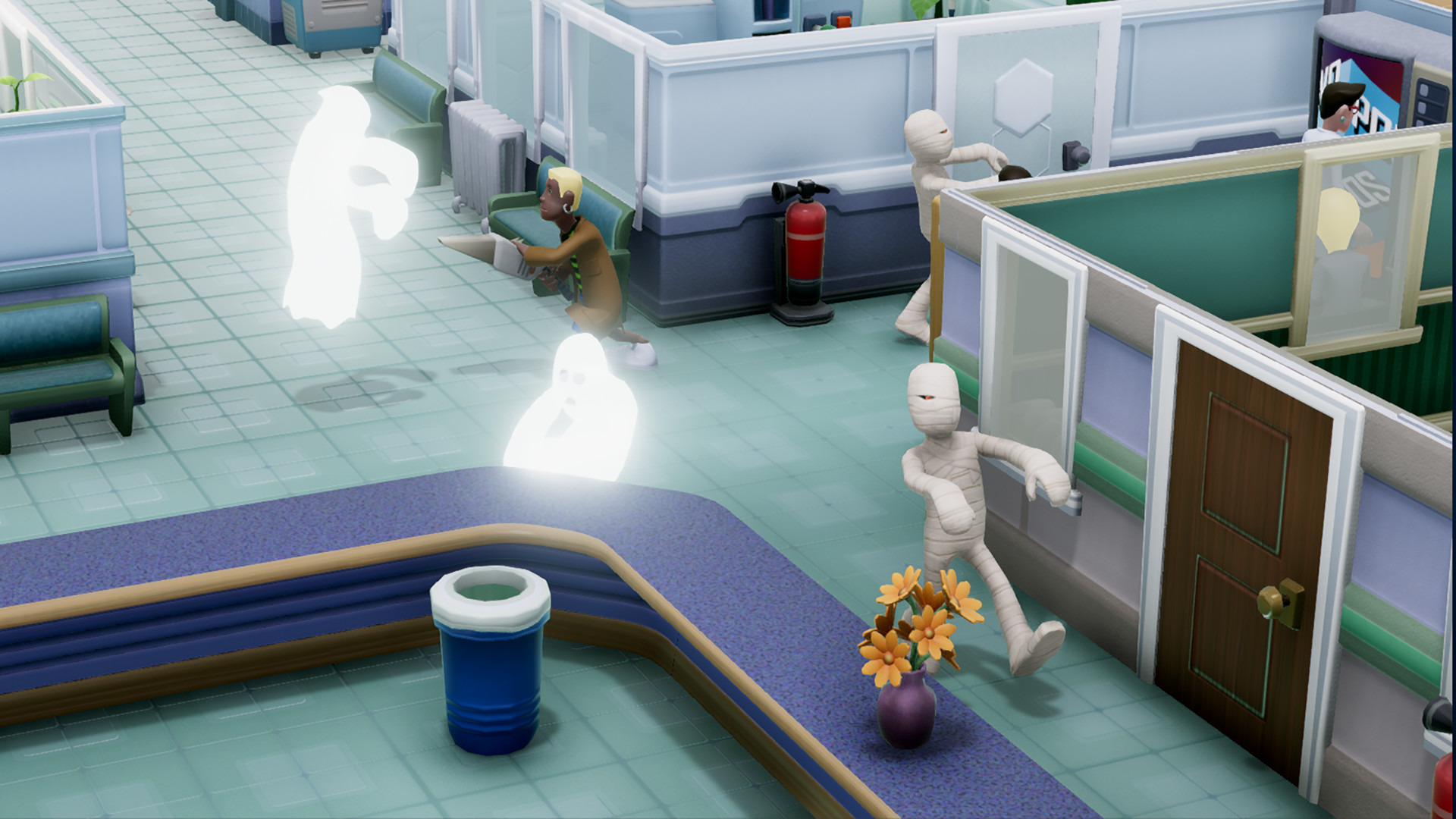 Two Point Hospital Available Now 1