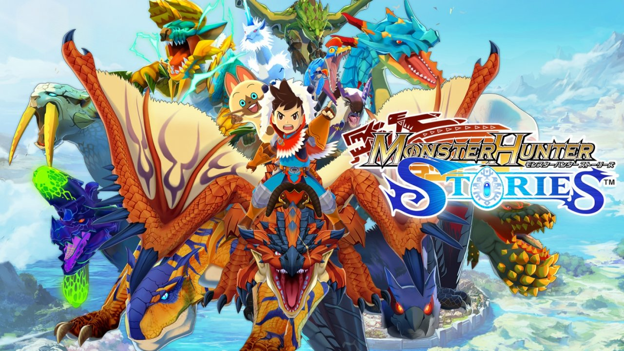 Monster Hunter Stories Mobile Devices Release 1