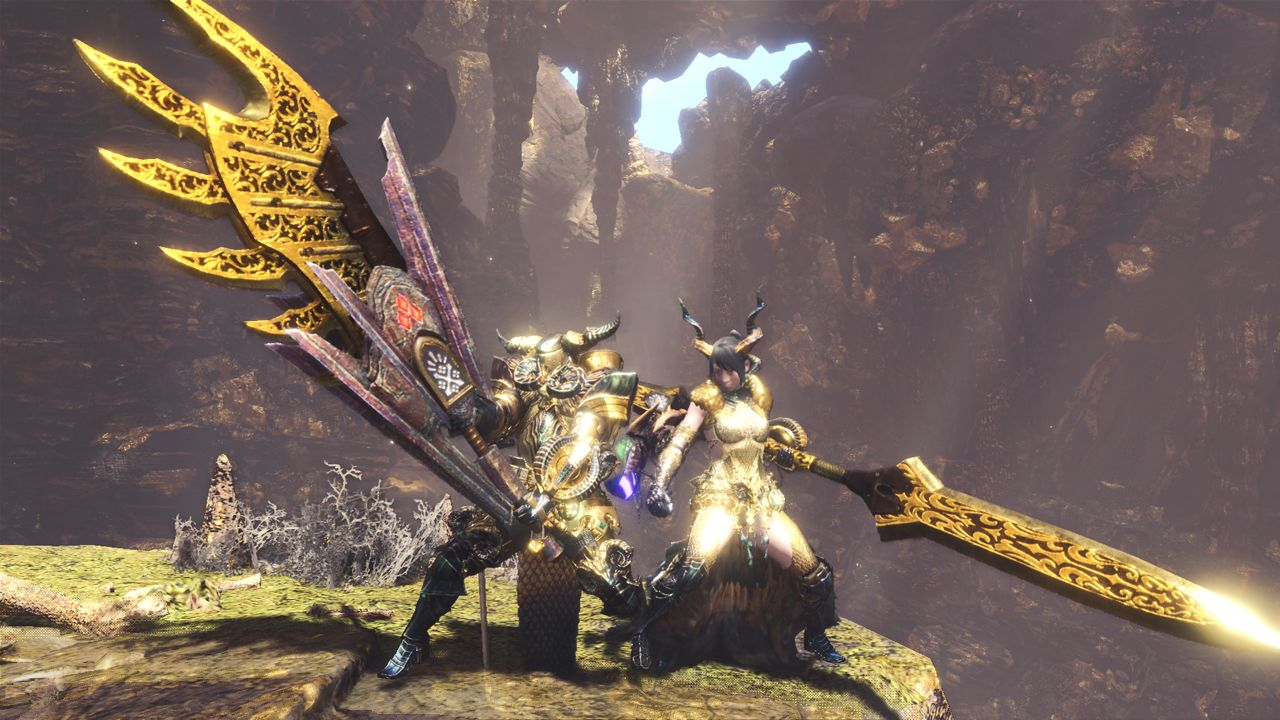 Monster Hunter World Insect Glaive Guide 3
