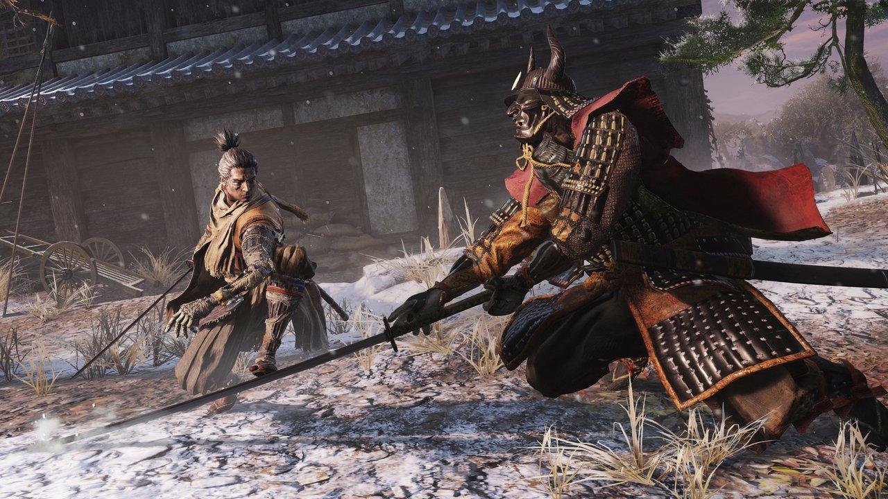 Sekiro: Shadows Die Twice's Combat Departure 1