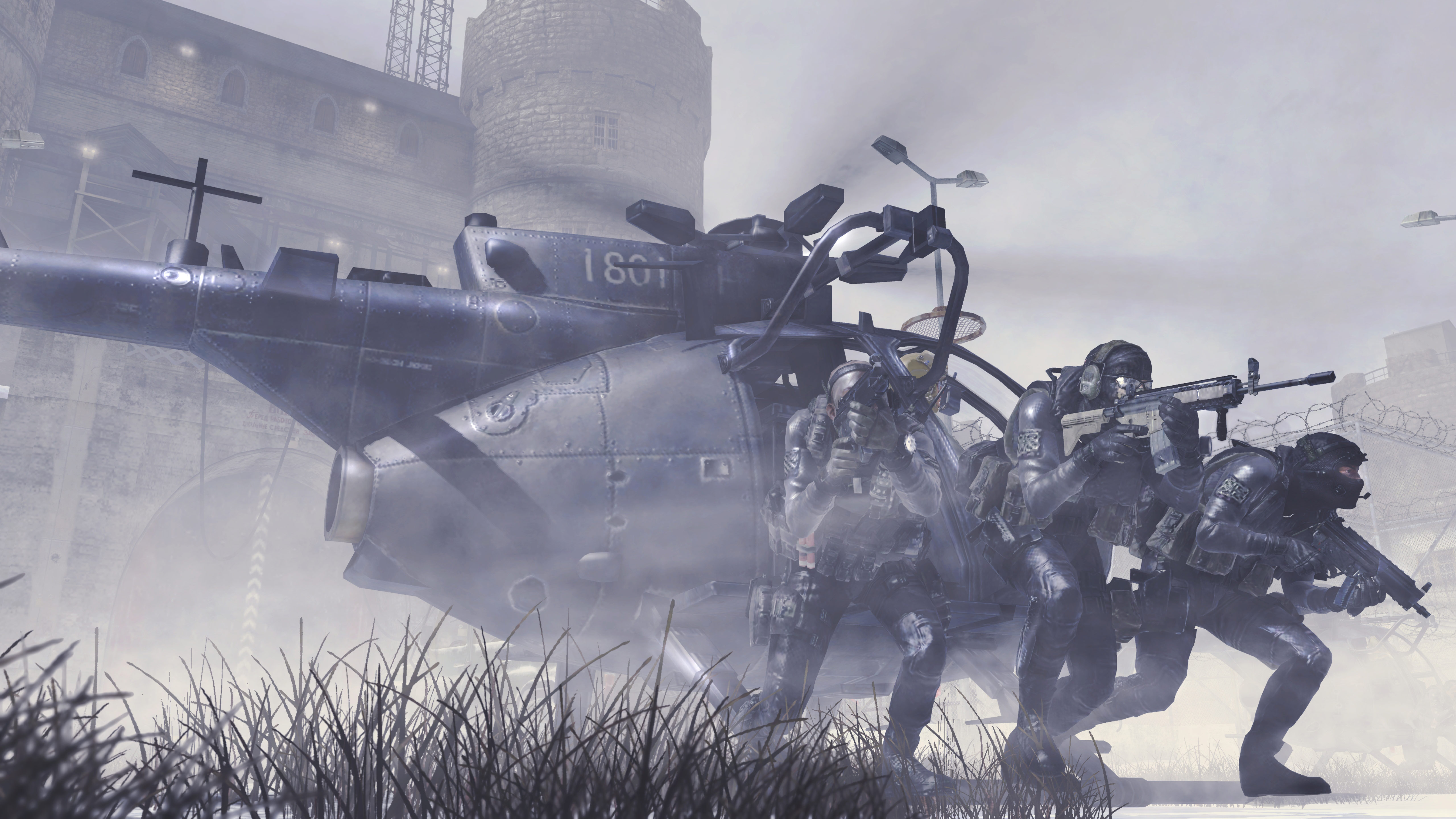 Spectacle of Career Professionalism Modern Warfare 4