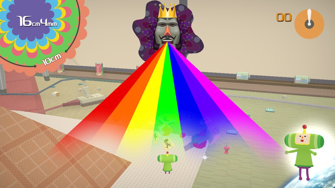 Katamari Damacy REROLL Announcement 1