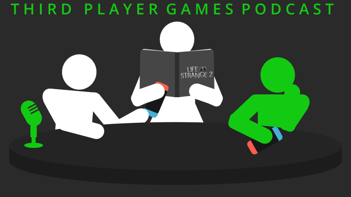 Third Player Games Podcast Episode 45