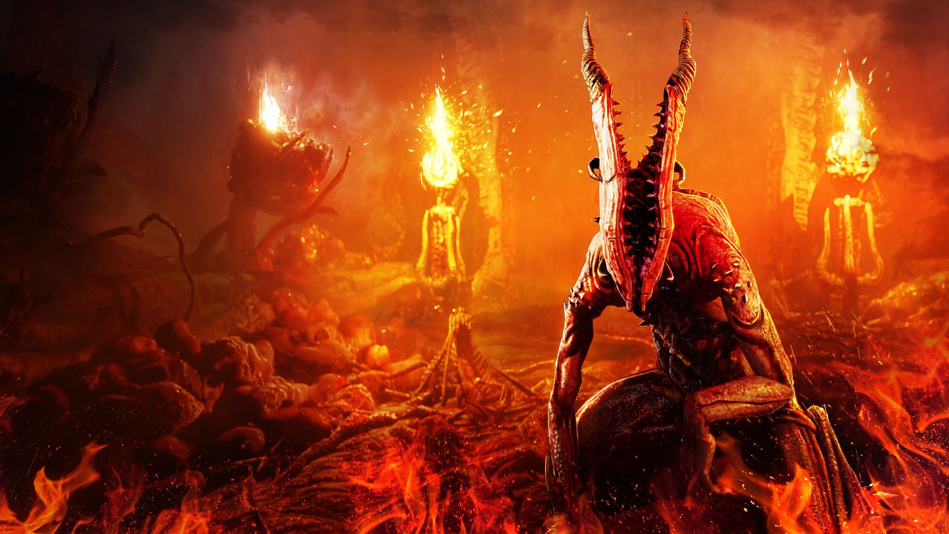 Agony Hell is a hollow shell 4