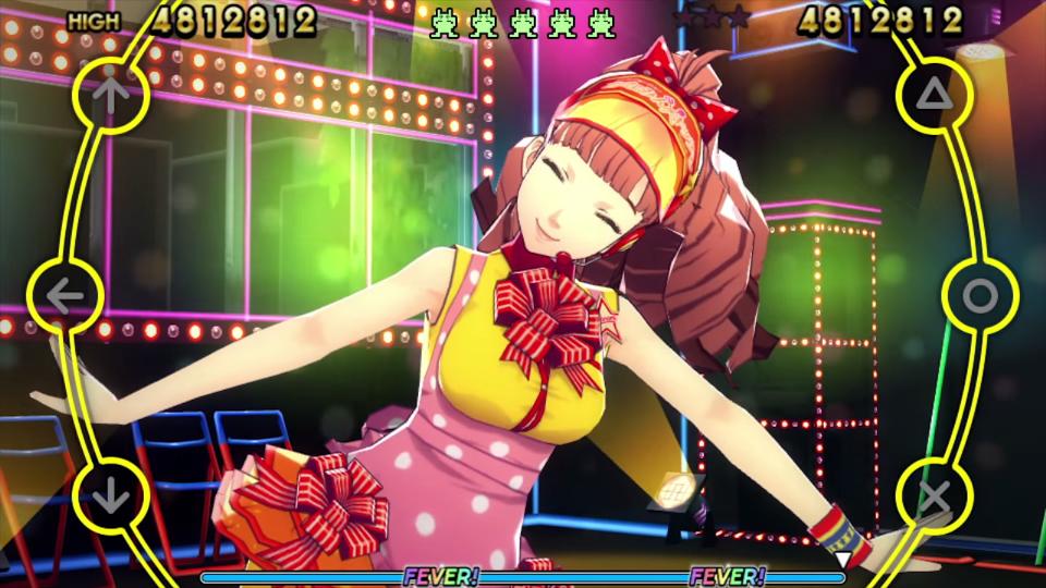 Persona Dancing Games Review 4