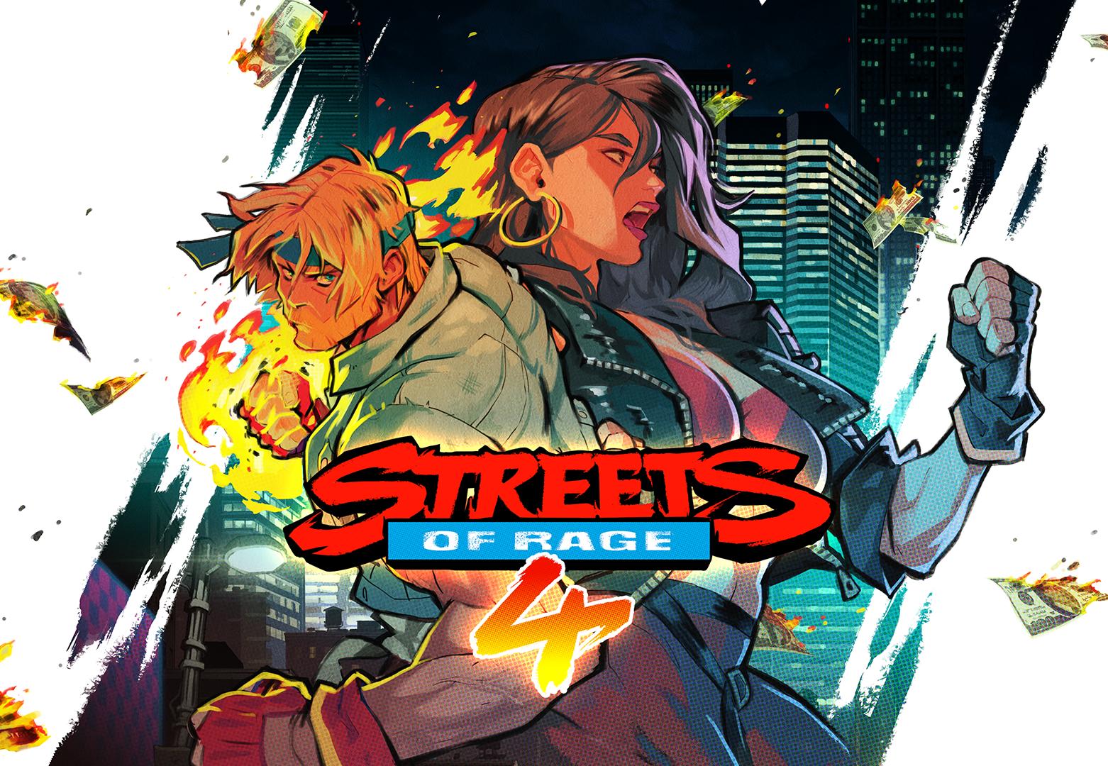 streets of rage nostalgia piece 4