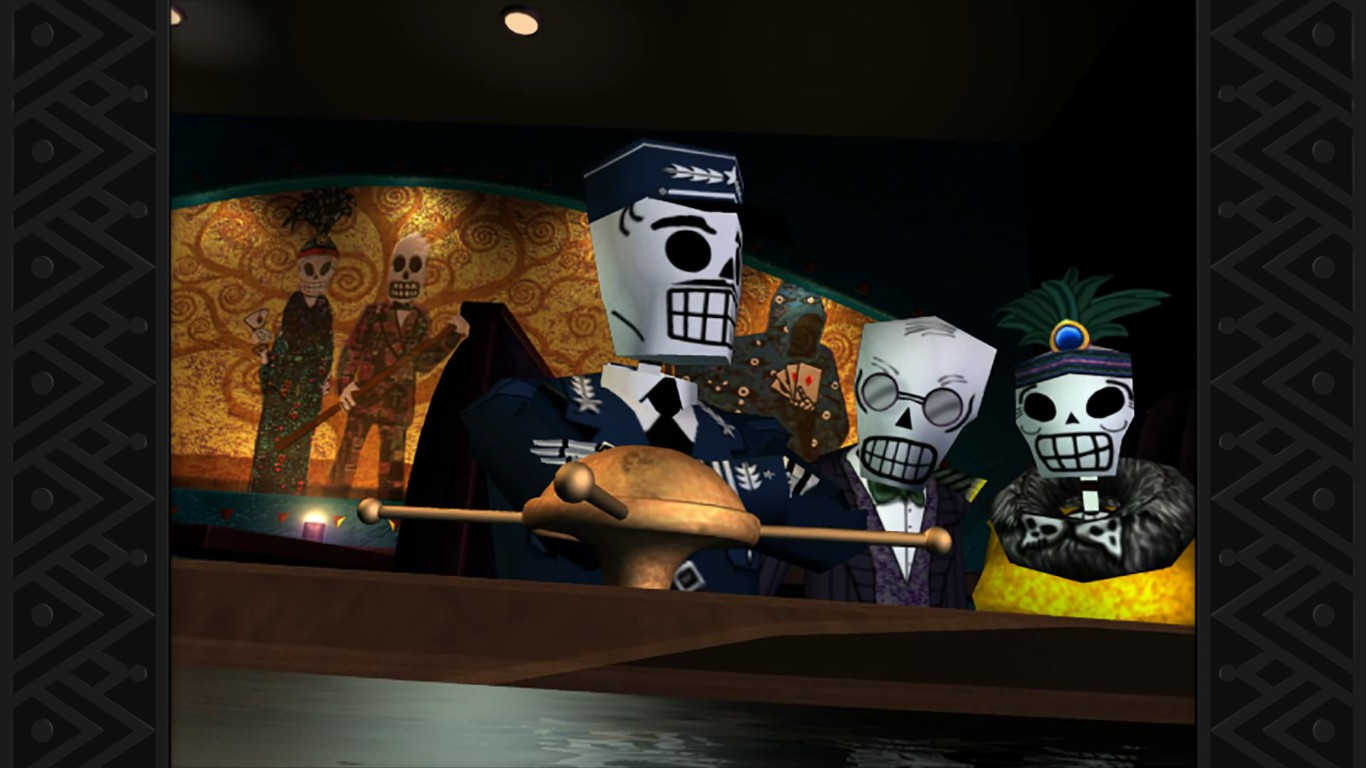 Grim Fandango Adventure Genre Opinion 1