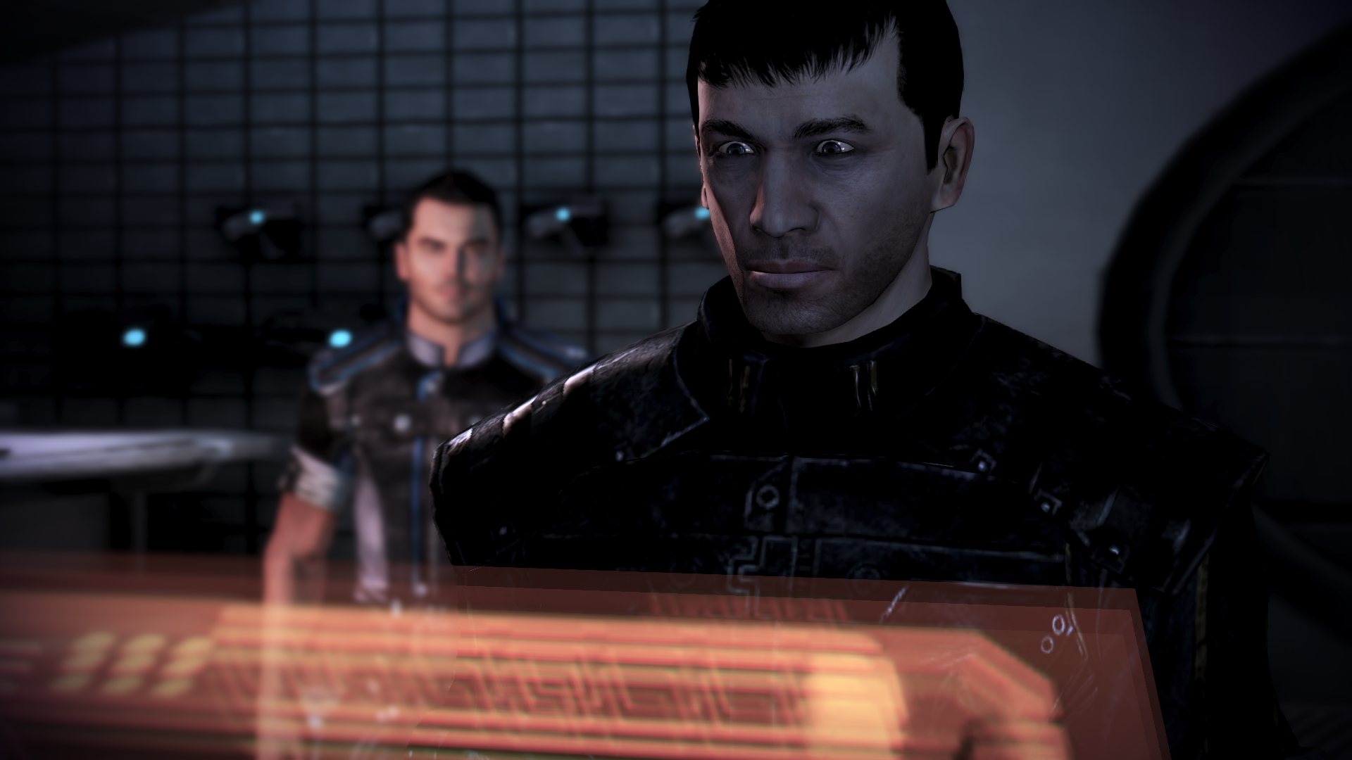 mass effect to be gay is a rebellion 1
