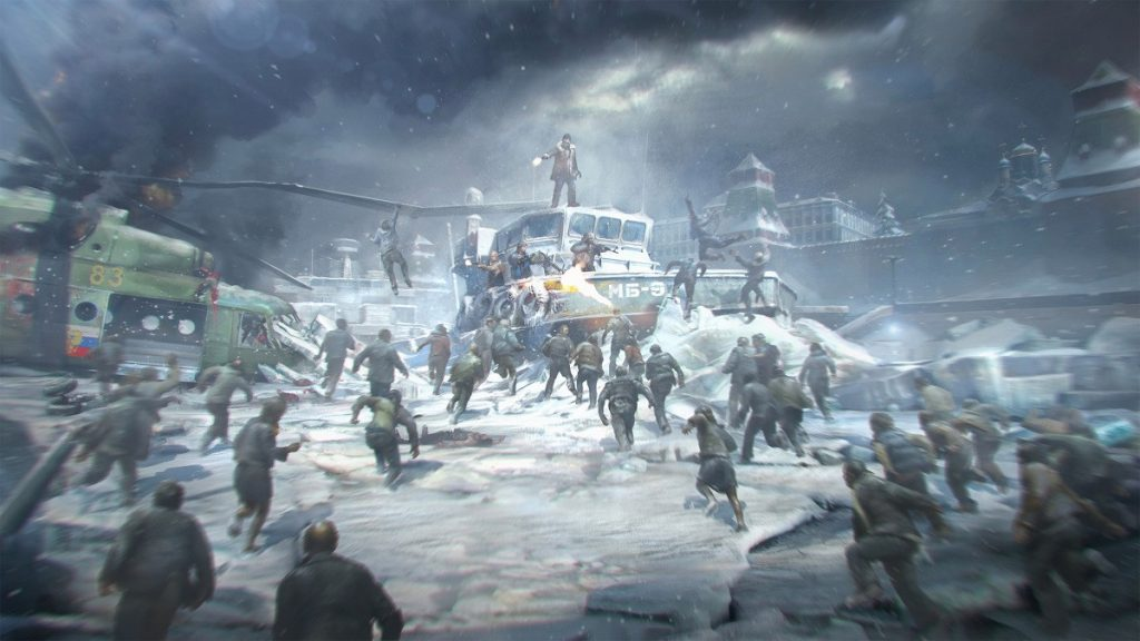 world war z story 3
